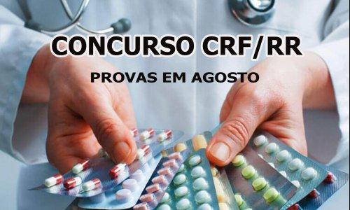 Concurso CRF RR tem inscrições reabertas e provas remarcadas